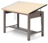 Four-Post Drafting Table