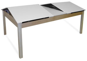 Four-Station Drawing Table