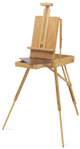 French Easel, Full Box