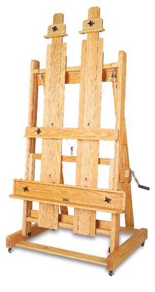 Abiquiu Deluxe Easel