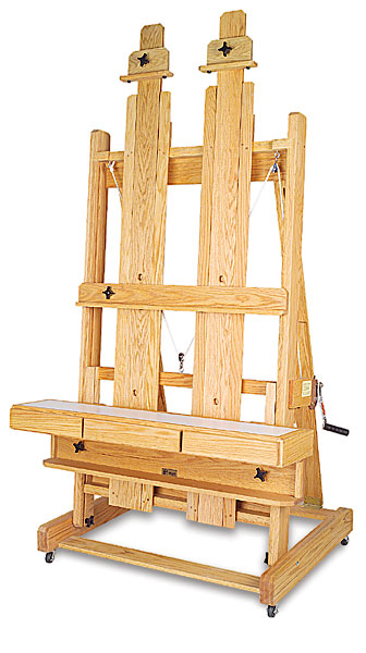 Abiquiu Deluxe Easel, w/ Melamine Tray