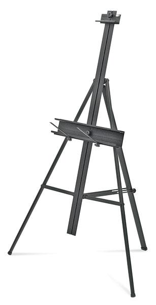 Aluminum Floor Standing Easel