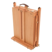 Sketchbox Easel M-22, Folded View