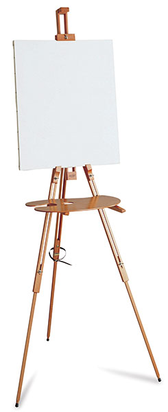 mabef field painting easel m 27 blick art materials