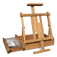 Blick Studio Sketchbox Tabletop Easel by Jullian