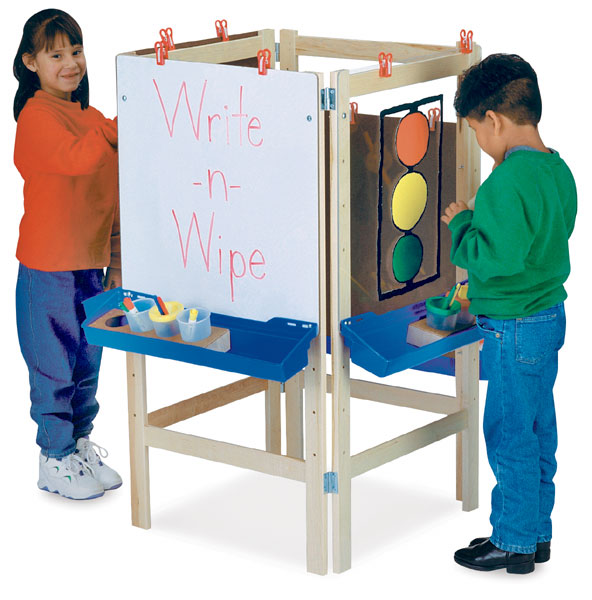 4-Way Adjustable Easel