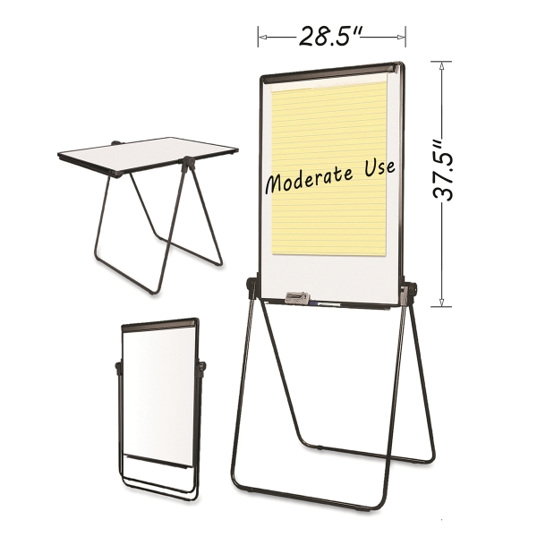 Folds-to-a-Table Presentation Easel