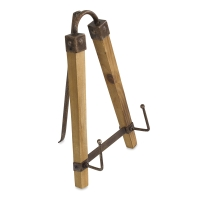 Wood and Metal Easel