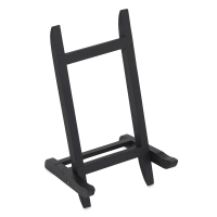 Black Chair Easel