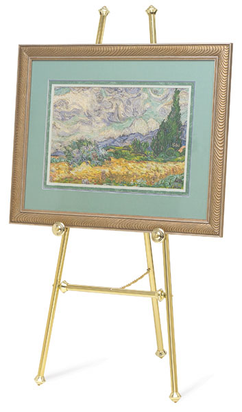 Baroque Display Easel