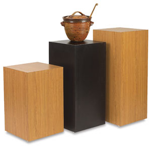 Display Pedestals