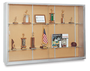 Sliding Door Display Case