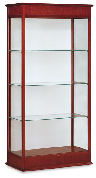 Varsity Series Display Case, Plaque Back