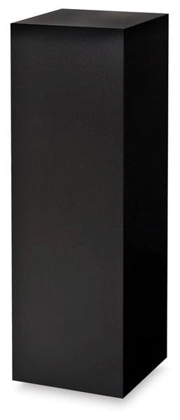 Black Laminate Pedestal