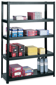 "Shelving Unit, 48""W × 18""D"