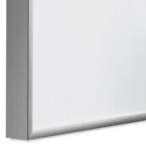 Magnetic Dry Erase Board, Corner