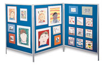 Multiplex Display/Exhibit System