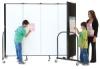 Dry Erase Room Divider, 5 Panel
