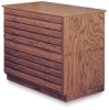 SMI Oak Stackable Files