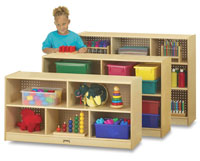 Jonti-Craft Mobile Storage Cabinets