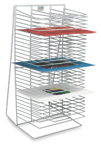 sc 1 st  Blick Art Materials & AWT Single Side Drying Rack - BLICK art materials