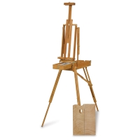 Blick French Easel by Jullian, Half Box