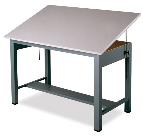 Large Economy Ranger Drawing Table