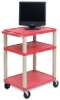 3 Shelf Model, Red