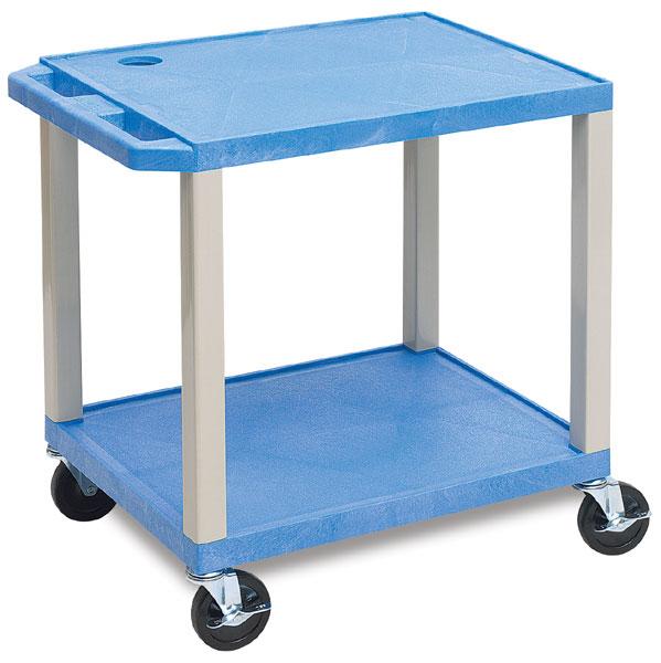 2 Shelf Model, Blue