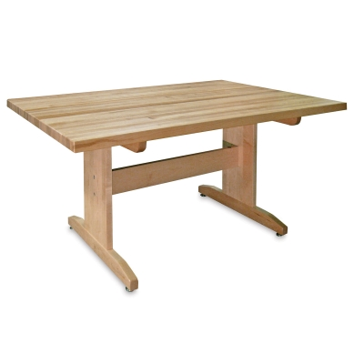 Maple Art Table
