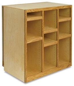 Large Shelf Section