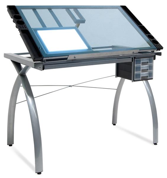 Futura Craft Station with Artograph LED LightPad <br>(LightPad not Included)