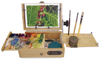 Guerrilla Painter Pocket Box and Accessories