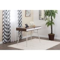 Alcove Desk (Shown in use)
