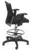 Comfort-Mesh Drafting Chair