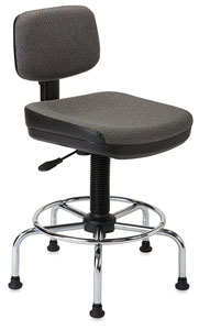 American-Style Draftsman's Chair