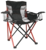 Elite Quad Chair, Red