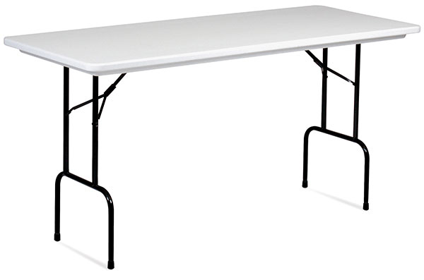 Folding Presenter Table
