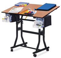 tables and work surfaces art supplies at blick art materials art