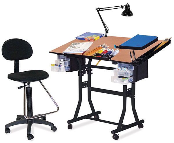 Creation Station Set, Cherry Tabletop