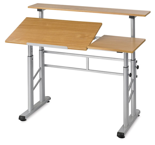 Split-Level Drafting Table