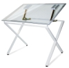 Martin Universal Design X-Factor Drawing & Hobby Table