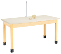 Diversified Woodcrafts Clay Wedging Table