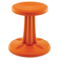 Kids Wobble Stool, Orange