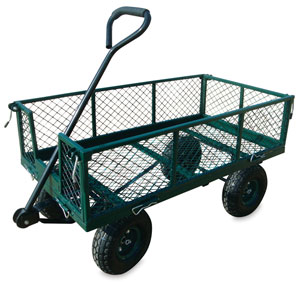 Heavy-Duty Crate Wagon