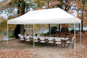 Explorer Canopy, 10 ft × 20 ft