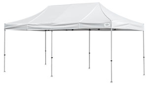 Classic Canopy, White, 10 ft × 20 ft