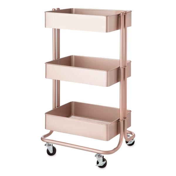 3 Tier Rolling Carts Blick Art Materials