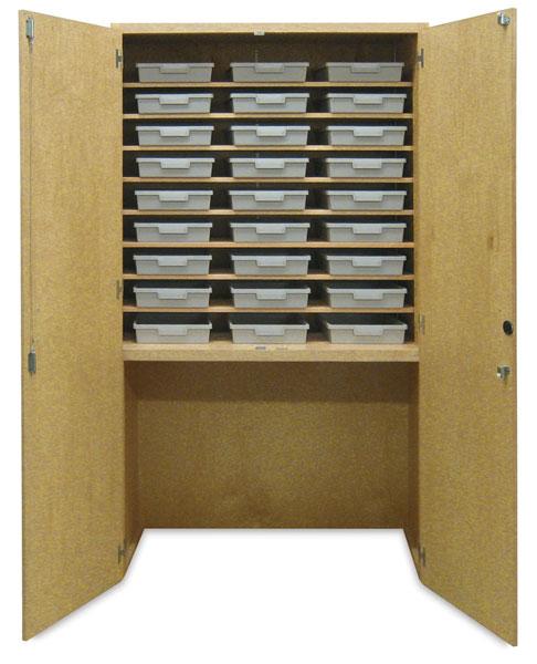 Hann Tote Tray Garage Cabinet