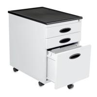 File Cabinet, White